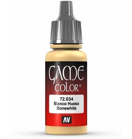 Vallejo VALLEJO: GAME COLOR BONEWHITE (17ML)