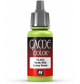 Vallejo VALLEJO: GAME COLOR LIVERY GREEN (17ML)