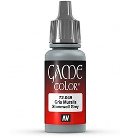 Vallejo VALLEJO: GAME COLOR STONEWALL GREY (17ML)