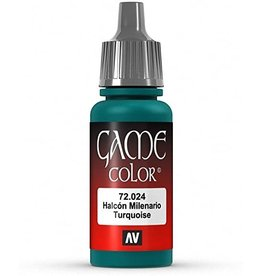 Vallejo VALLEJO: GAME COLOR TURQUOISE (17ML)