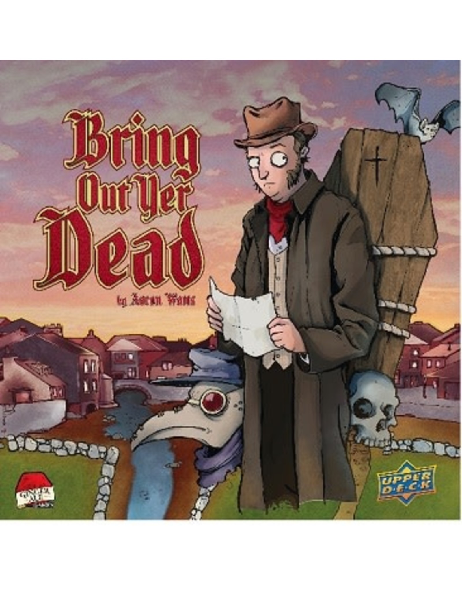 Upper Deck Bring out Yer Dead (English)