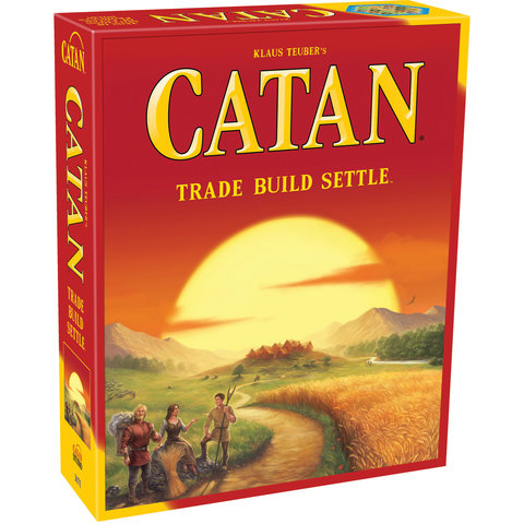 CATAN (English)