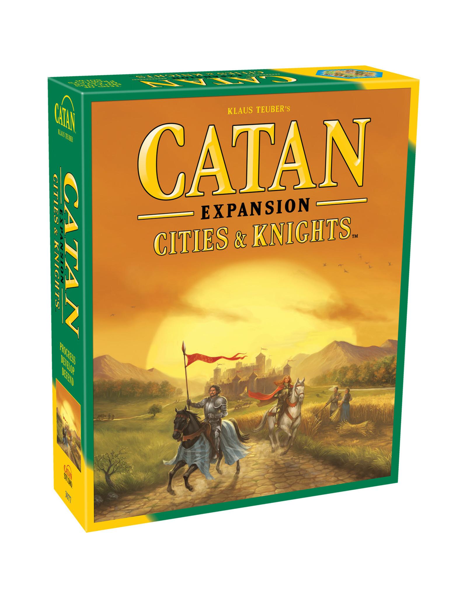 CATAN CATAN EXP: CITIES & KNIGHTS (English)