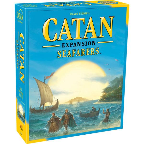 CATAN CATAN EXP: SEAFARERS (English)