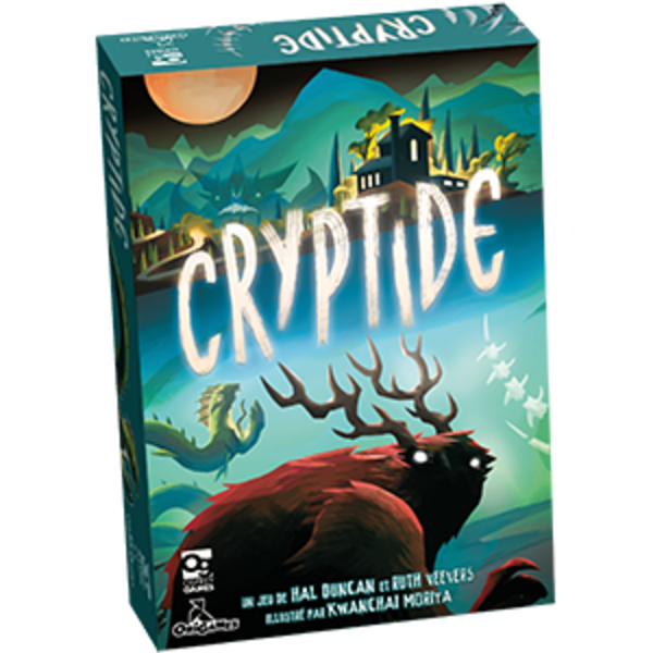 Osprey Games Cryptide