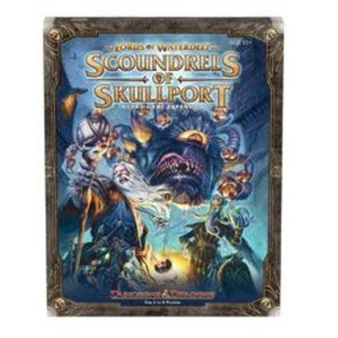 LORDS OF WATERDEEP - SCOUNDRELS OF SKULLPORT (English)