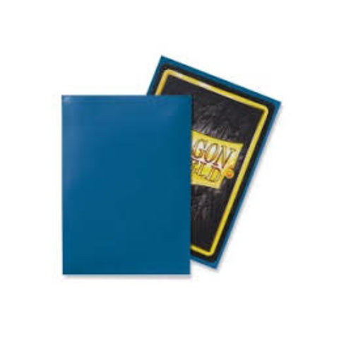 DRAGON SHIELD SLEEVES BLUE CLASSIC 100CT