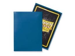Arcane Tinmen DRAGON SHIELD SLEEVES BLUE CLASSIC 100CT