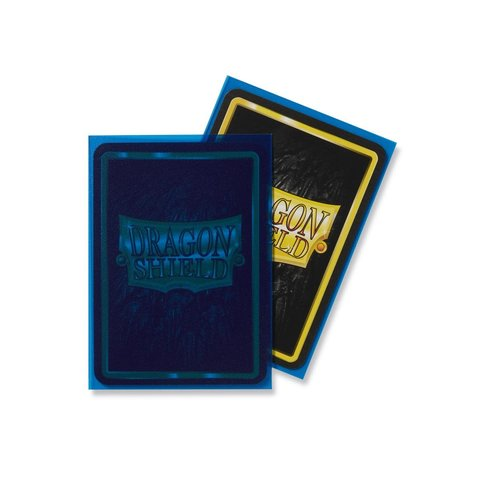 DRAGON SHIELD SLEEVES CLEAR BLUE 100CT