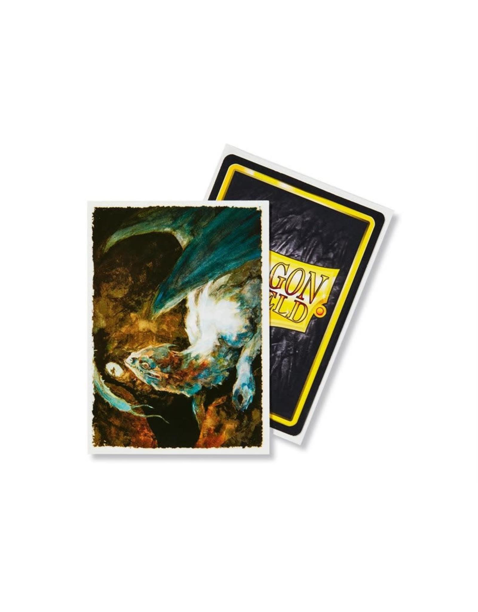Arcane Tinmen DRAGON SHIELD SLEEVES NIDHOGG ART 100CT