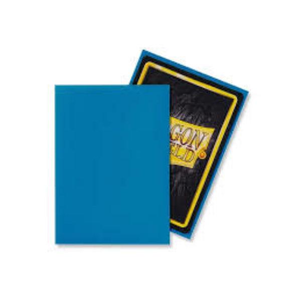 Arcane Tinmen DRAGON SHIELD SLEEVES SKY BLUE MATTE 100CT