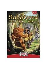 Amigo Saboteur - The Lost Mines (English)