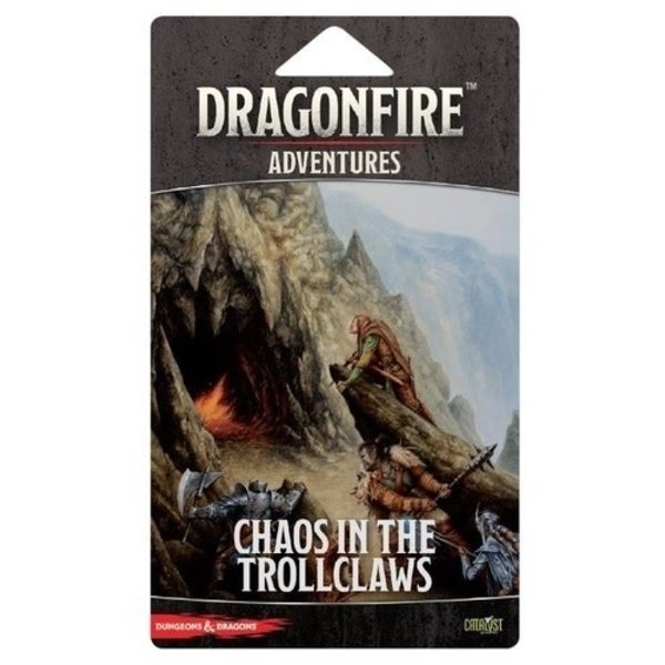 Catalyst Game Labs DRAGONFIRE ADVENTURES: THE TROLLCLAWS