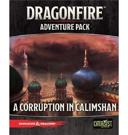 Catalyst Game Labs DRAGONFIRE CORRUPTION IN CALISHAM