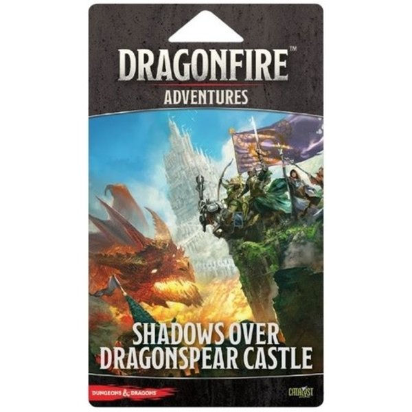 Catalyst Game Labs DRAGONFIRE DRAGONSPEAR CASTLE
