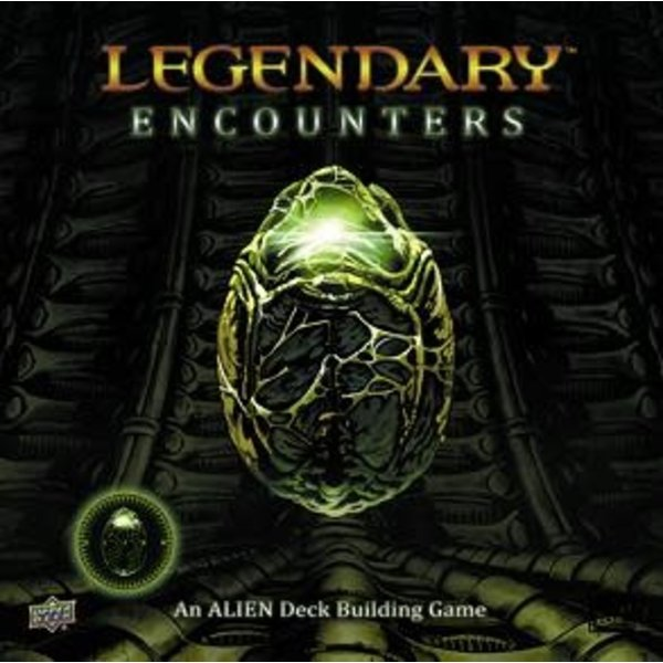 Upper Deck LEGENDARY ENCOUNTERS: AN ALIEN DBG