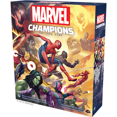 MARVEL CHAMPIONS LCG (English)
