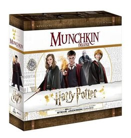 Usaopoly Munckin Deluxe - Harry Potter (English)