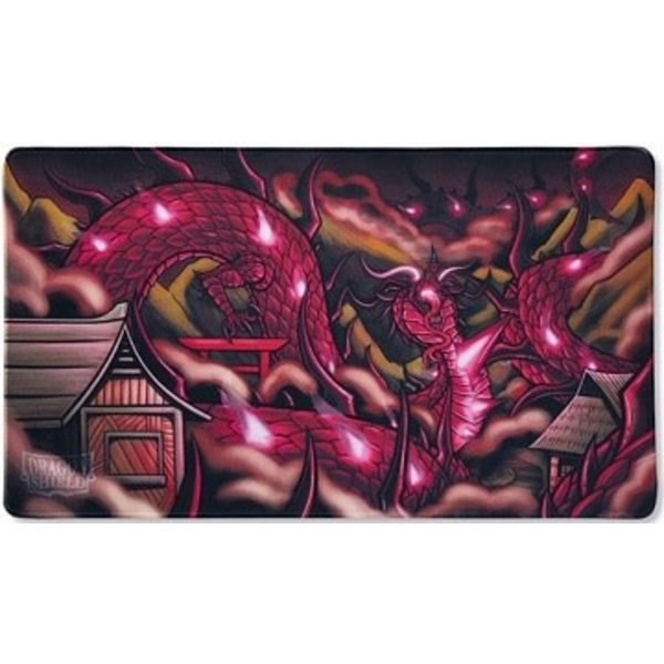 Arcane Tinmen DRAGON SHIELD PLAYMAT JPN LTD MATTE MAGENTA DEMATO
