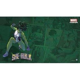 ASMODEE She-Hulk Game Mat