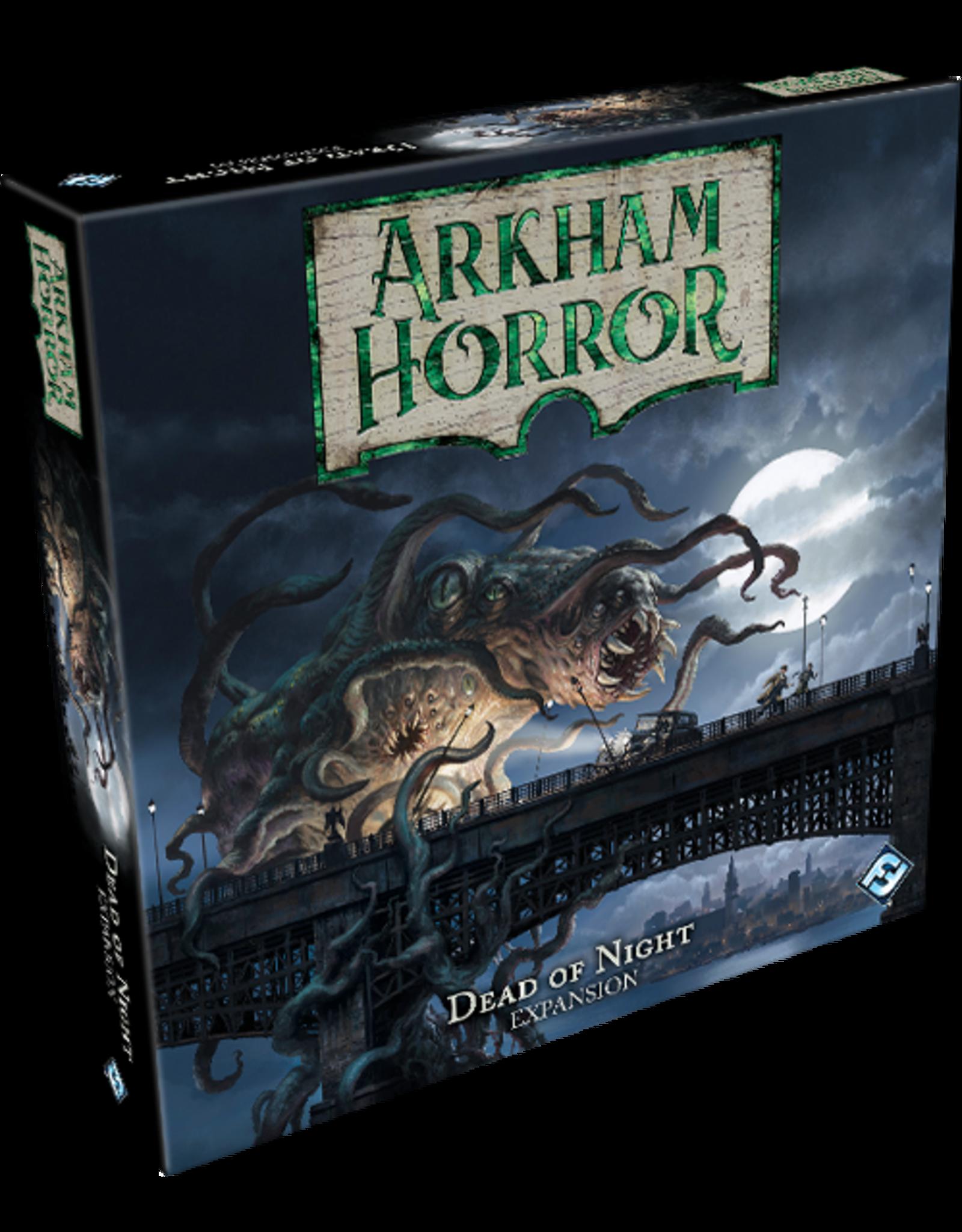 FANTASY FLIGHT ARKHAM HORROR 3RD EDITION: DEAD OF NIGHT (English)