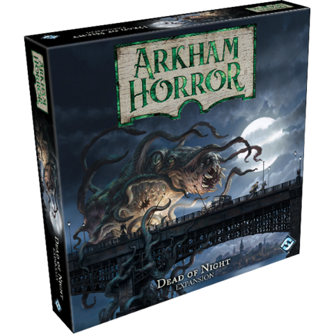 ARKHAM HORROR 3RD EDITION: DEAD OF NIGHT (English)