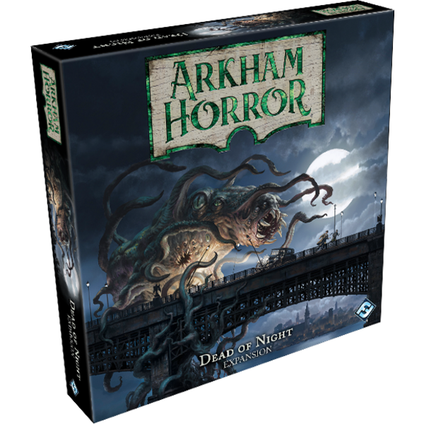 FANTASY FLIGHT ARKHAM HORROR 3RD EDITION: DEAD OF NIGHT (English)