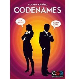 CGE CODENAMES (EN)