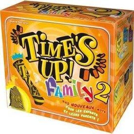 Repos Time's Up Family 2 (version orange)