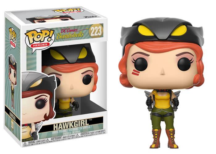 Funko POP! HEROES: DC BOMBSHELLS - HAWKGIRL