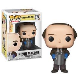 Funko POP! TV THE OFFICE - KEVIN MALONE W/ CHILI