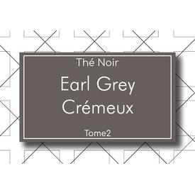 Les Thés Fuji Thé Noir Earl Grey Crémeux 90g