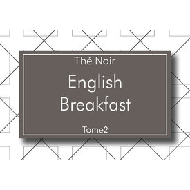Les Thés Fuji Thé Noir English Breakfast 90g
