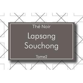 Les Thés Fuji Thé Noir Lapsang Souchong 100g