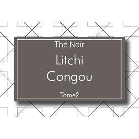 Les Thés Fuji Thé Noir Litchi Congou 100g