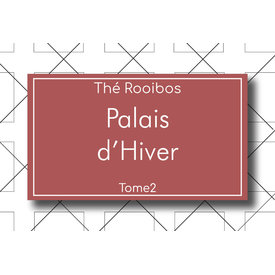 Les Thés Fuji Thé Rooibos Palais d'Hiver 100g