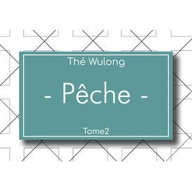 Les Thés Fuji Thé Wulong Pêche