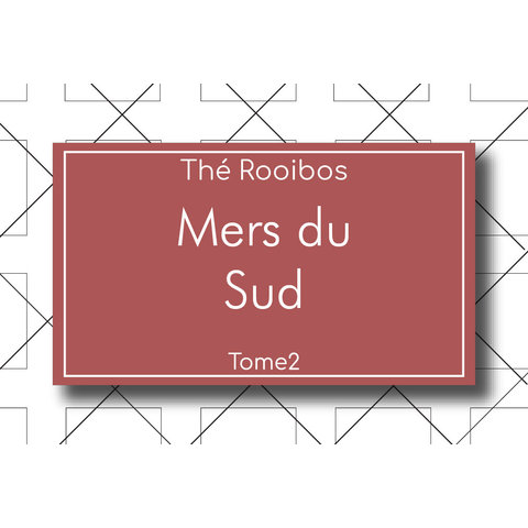 Thé Rooibos Mer du Sud 100g