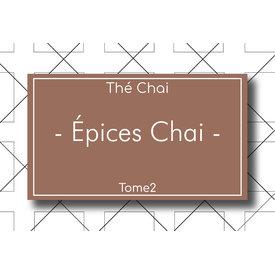 Les Thés Fuji Thé Chai Épices Chai 90g (Sans Thé)