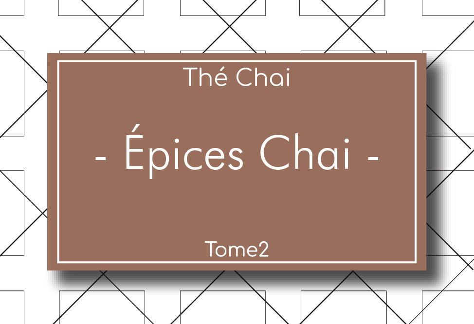 Les Thés Fuji Thé Chai Épices Chai 90g
