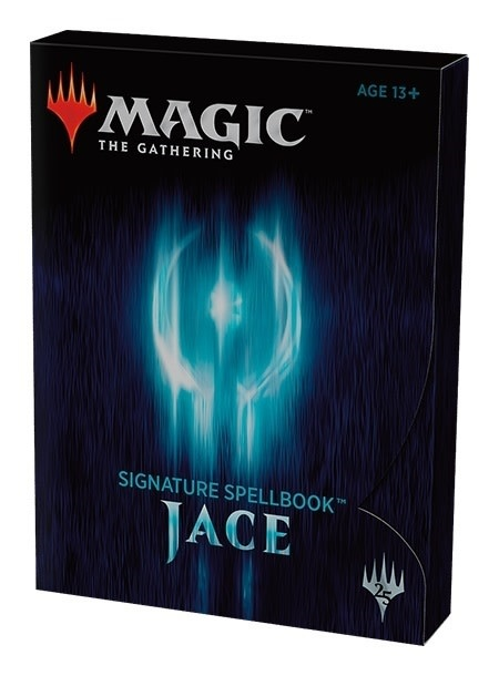 Wizards of the Coast MTG Signature Spellbook: Jace