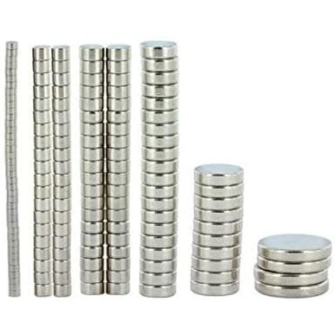 MAGNETS: SUPER PACK (154CT, 6 SIZES)