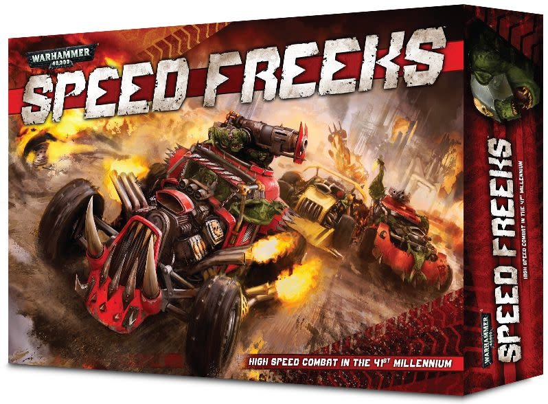 Warhammer 40k Speed Freeks (FR)