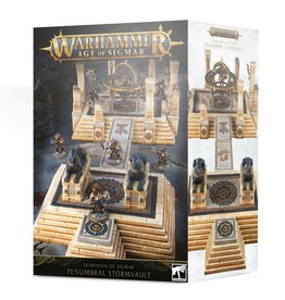 Age of Sigmar Dominion of Sigmar - Penumbral Stormvault