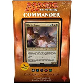 Wizards of the Coast Commander 2017: Draconic Domination