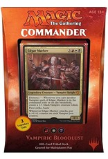 Wizards of the Coast Commander 2017: Vampiric Bloodlust