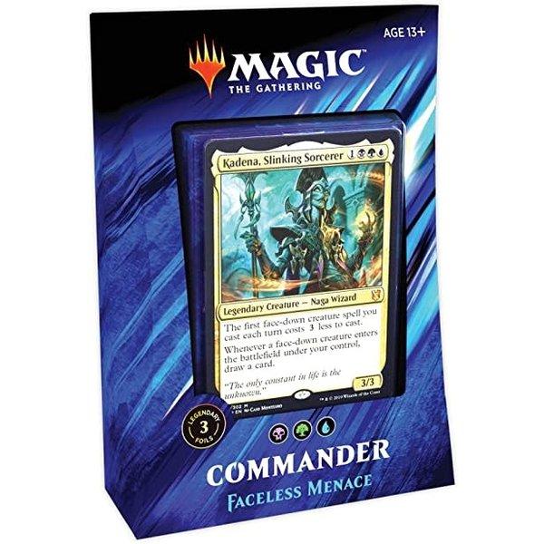 Wizards of the Coast Commander 2019: Faceless Menace