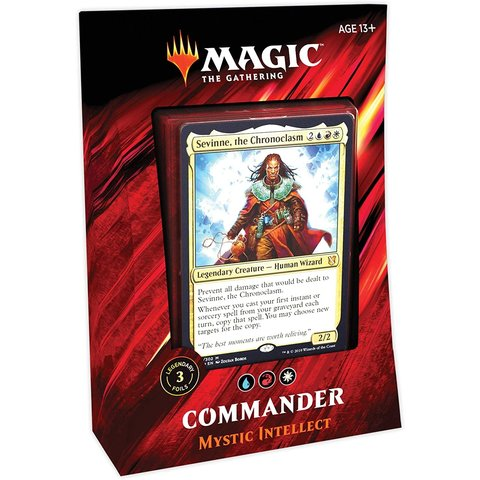 Commander 2019: Mystic Intellect