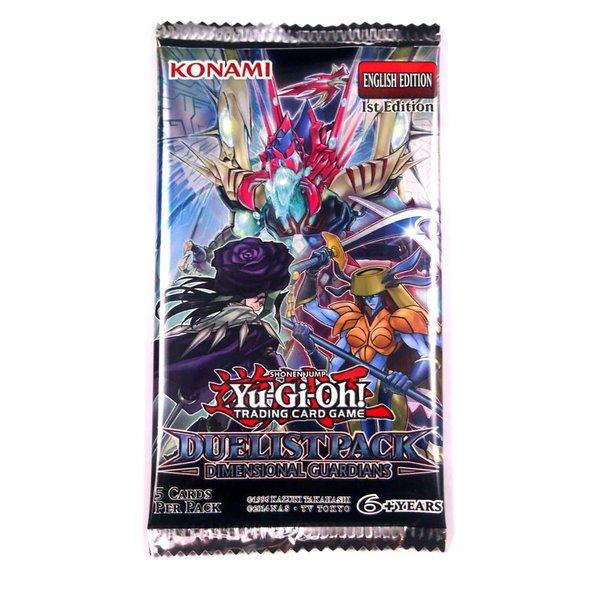 Konami DUELIST PACK BOOSTER PACK
