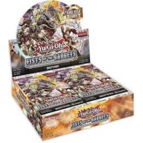 Konami FISTS OF THE GADGETS BOOSTER BOX